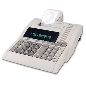 Tischrechner Olympia CPD3212S, 12stellig, Netzbetrieb, grau