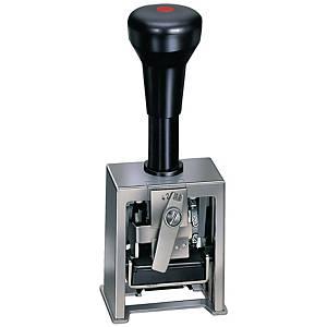 Reiner B2 numbering stamp metal height 4,5mm