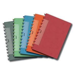 Adoc Linex notebook A4 ruled 72 pages