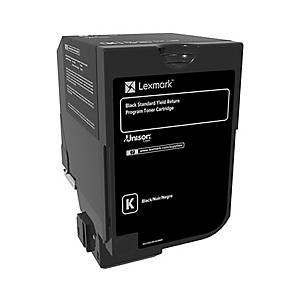 /Toner laser Lexmark 74C2SK0 7K nero