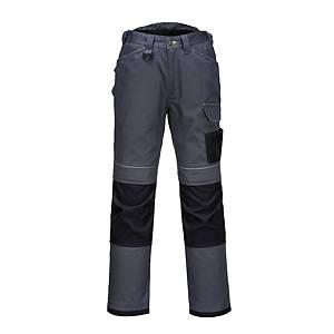 Pantaloni Portwest Urban T601 grigio/nero tg XXL