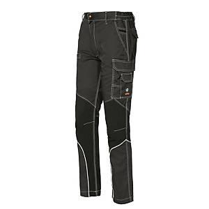 Pantaloni Issa Line Stretch Extreme nero tg L