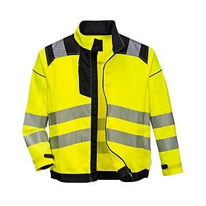 Giacca alta visibilità vision Portwest T500 giallo/nero tg XXL