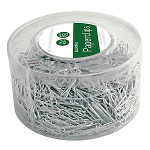 Binders, 26 mm, sølv, 500 g