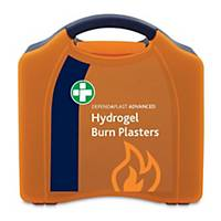Hydrogel Burns Plaster In Large Orange Aura Box