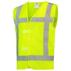 Tricorp V-RWS hi-viz waistcoat yellow - size XL/XXL