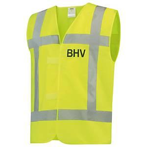 Veste fluo Tricorp V-RWS BHV hi-viz, jaune fluo, taille M/L, la pièce
