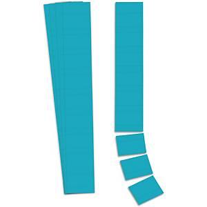 Einsteckkarten Ultradex 1406, 6cm, blau, 90 Stück