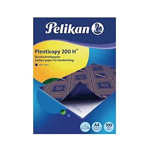 Blaupapier Pelikan Plenticopy 200, A4, 100 Blatt