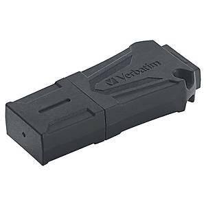 Clé USB Verbatim Toughmax - USB 2.0 - 16 Go - noire
