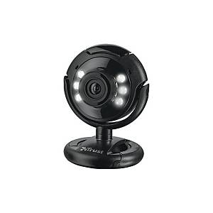 PC-Webcam Trust 16428 Spotlight Pro, LED, USB, schwarz