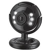 Trust 16428 Spotlight Pro Webcam With LED Lights