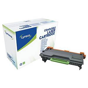 Lyreco Brother TN-3512P Compatible Laser Cartridge  Black