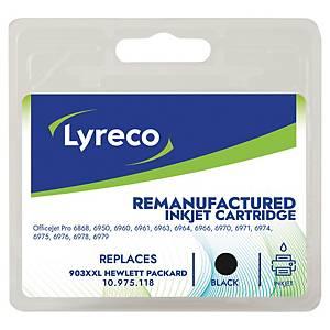 Lyreco  HP T6M15A 903XXL Compatible Inkjet Cartridge Black