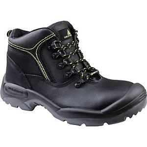 Deltaplus Santana Safety Boot S3 SRC Black Size 44