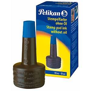 Stempelfarbe Pelikan 351213, Inhalt: 28ml, blau