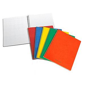 Aurora notebook 80x135 mm squared 5x5 mm 50 pages