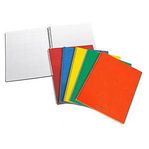 Aurora notebook 105x160 mm squared 5x5 mm 60 pages