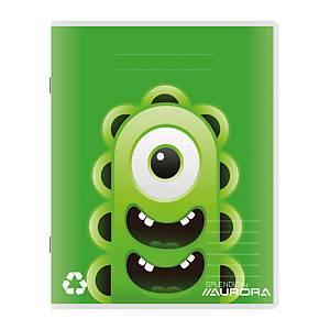 Aurora cahier agrafé de brouillon A5 ligné 100 feuilles