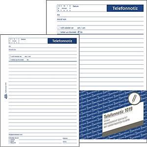 Avery Zweckform 1019 Telefonnotiz, A5, 50 Blatt