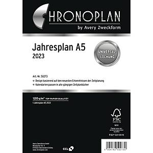 Jahresplan 2021 Chronoplan 50279, A5