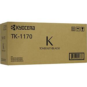 Kyocera TK-1170 toner cartridge, zwart