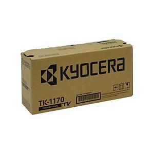 Toner laser Kyocera TK-1170 - 1T02S50NL0 - preto