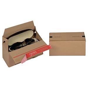 Versandkarton Colompac CP154.201010, Innenmaße: 195x95x90mm, braun, 20St