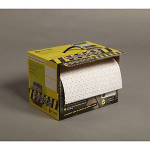 Ecospill Oil Only Roll In Box 36cmx22M 48L Absorbency