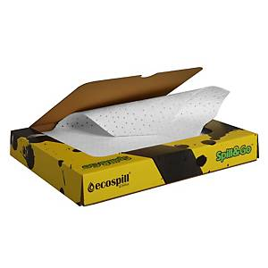 Ecospill Oil-Only Absorbent Pad Dispenser Box 41x52x48cm