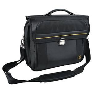 "Taška na notebook Exactive briefcase 15,6"", černá"