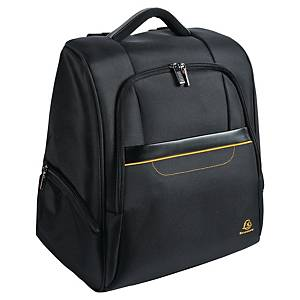 "Exactive Backpack laptophátizsák, 15,6"" fekete"