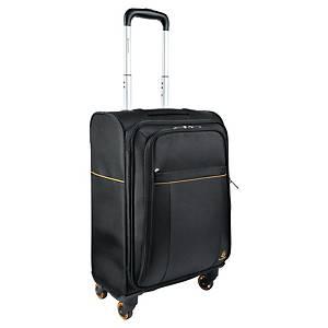 Sac ordinateur valise Exacompta Exactive - 15,6  - 4 roulettes - noir