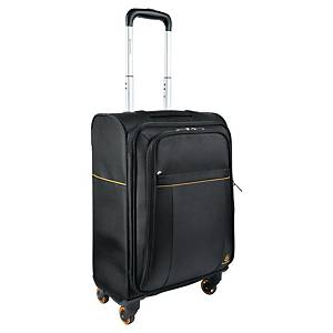 Exactive 18934E Cabin Luggage With 4 Wheels
