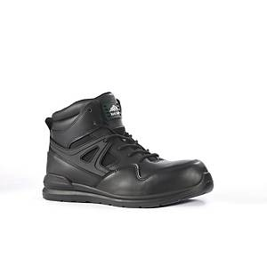 Rockfall RF670 Graphite Safety Boot Black Size 41