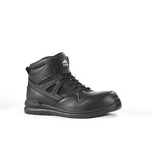 Rockfall RF670 Graphite Safety Boot Black Size 46