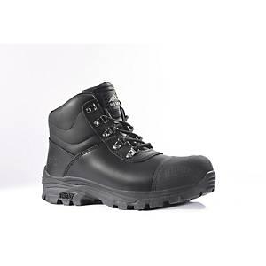 Rockfall RF170 Granite Safety Boot Black Size 41