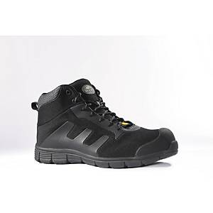 Rockfall RF120 Tesladri Safety Boot Black Size 43