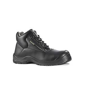 Rockfall RF250 Rhodium Safety Boot Black Size 44
