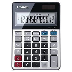 CANON LS-122TS DESKTOP CALCULATOR 12 DIGIT
