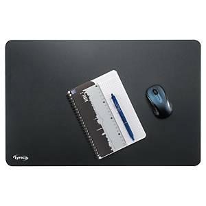 Desk mat Lyreco 56 x 36 cm black