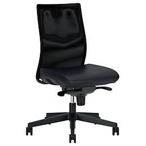 Intrata 013 Synchron Chair - Black