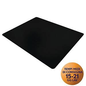 Tappeto Cleartex 90 x 120 cm nero