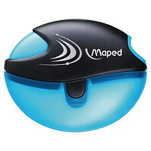 MAPED Galactic 1děrové ořezávátko, modré