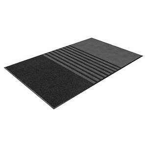 Rohož Paperflow 3v1, 90 x 150 cm, šedý