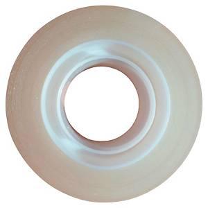Tape Lyreco, usynlig, 19 mm x 33 m, pakke a 8 ruller