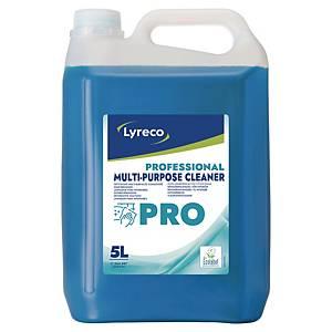 Allzweckreiniger Lyreco Pro, für Innenräume, Inhalt: 5 Liter