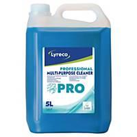 Płyn uniwersalny do czyszczenia LYRECO PRO, 5 l