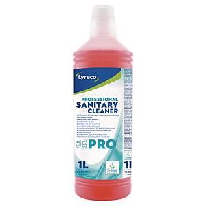 Sanitärreiniger Lyreco Pro, Inhalt: 1 Liter