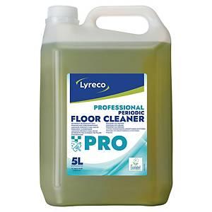 Détergent pour le sol Lyreco Pro usage périodique - 5 litres